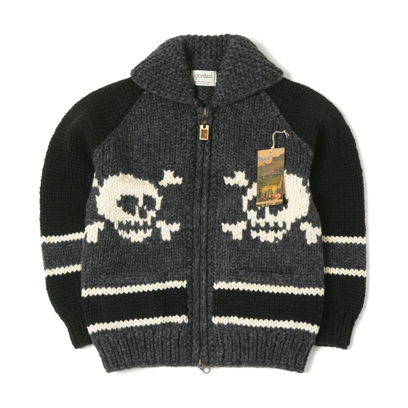 CANADIAN SWEATER - SKULL STADIUM