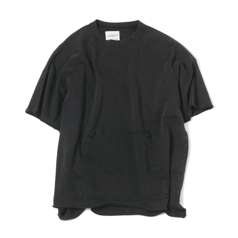 SS TALECUT SWEAT - BLACK