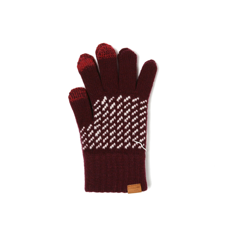 LL GLOVES - WINE