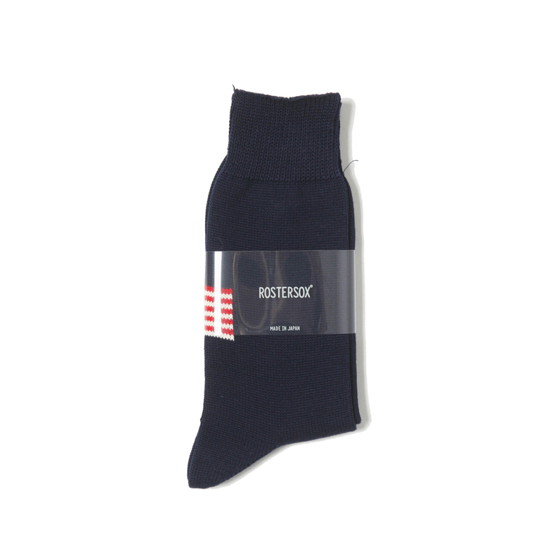 ROSTER SOX USA FLAG - NAVY
