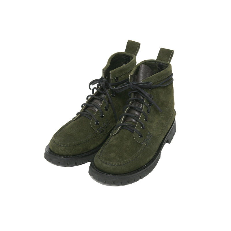 ANGLER BOOTS - OLIVE