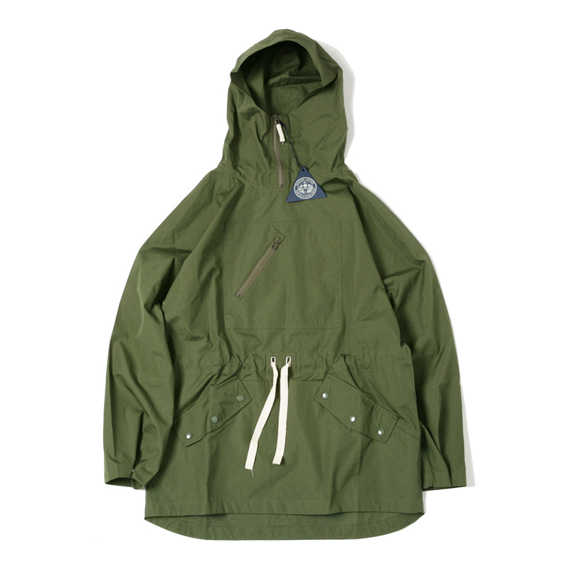 ADVENTURER LIGHT WEIGHT SMOCK - OLIVE