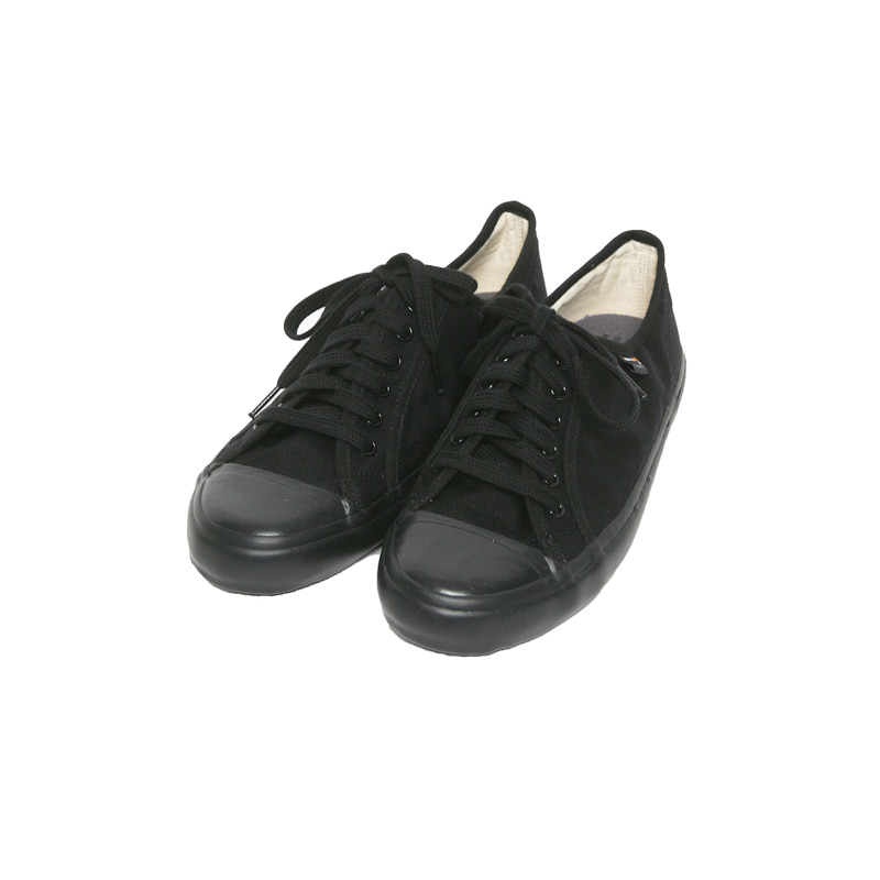 US NAVY MILITARY TRAINER - BLACK/BLACK