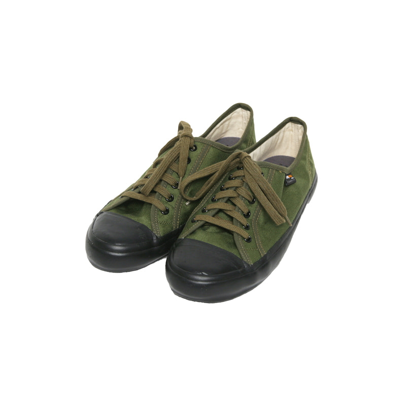 US NAVY MILITARY TRAINER - OLIVE/BLACK