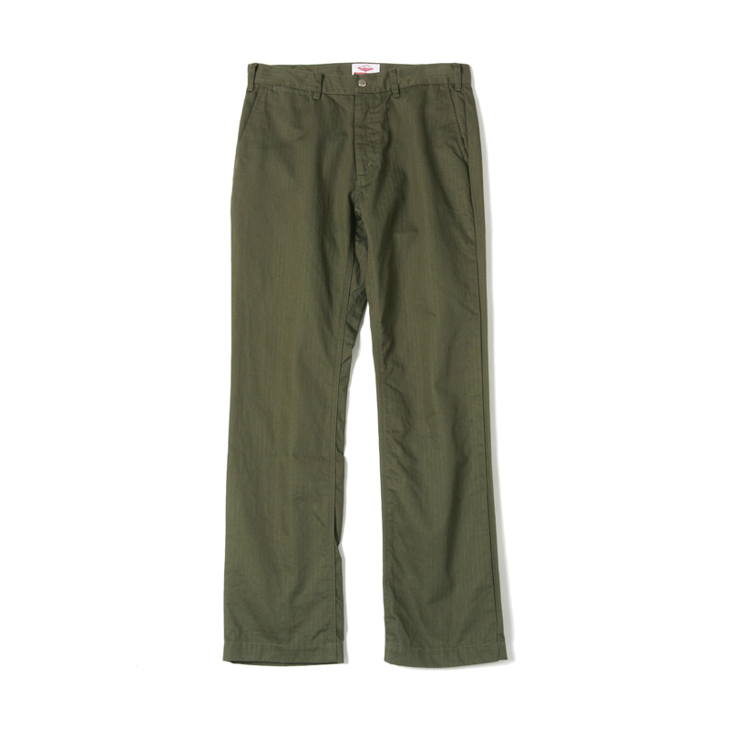 FIELD TROUSERS - ARMY GREEN