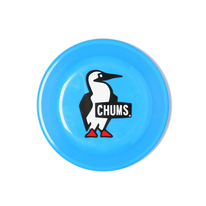 FLYING DISC BOOBY LOGO - BLUE
