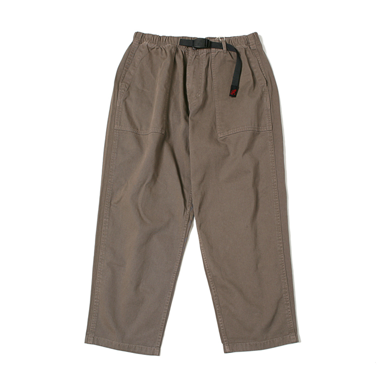 LOOSE TAPERED PANTS - FALCON