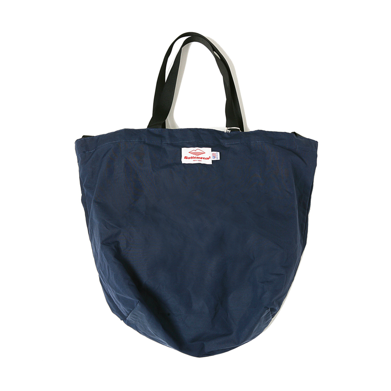 PACKABLE TOTE - NAVY