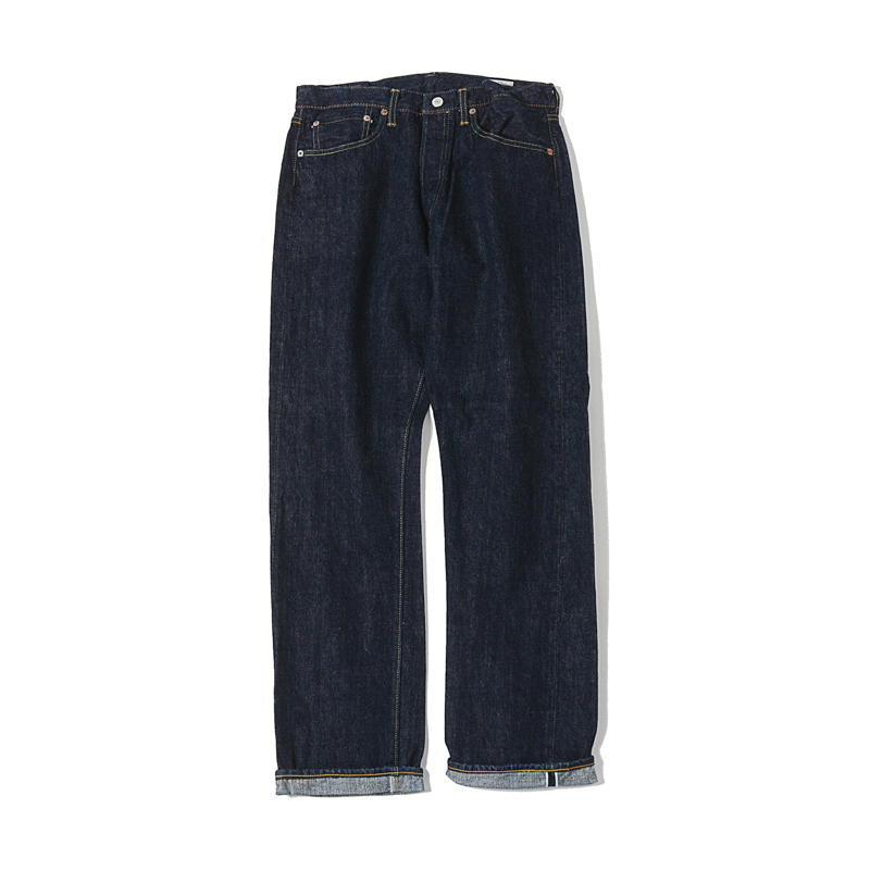 105 STANDARD SELVAGE DENIM - ONE WASH
