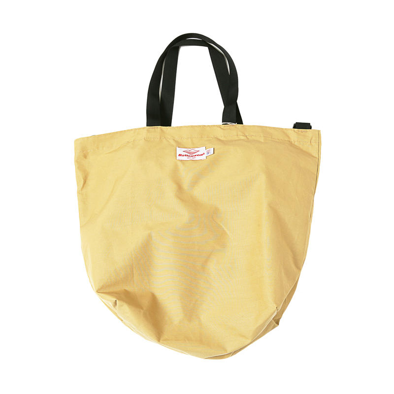 PACKABLE TOTE - KHAKI