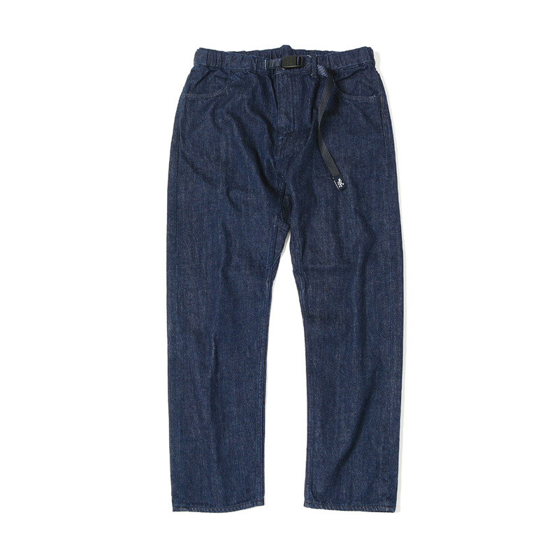 X ORDINARY FITS ANKLE DENIM PANTS ONE WASH
