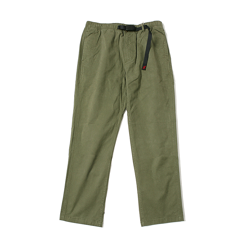 NN PANTS JUST CUT - OLIVE