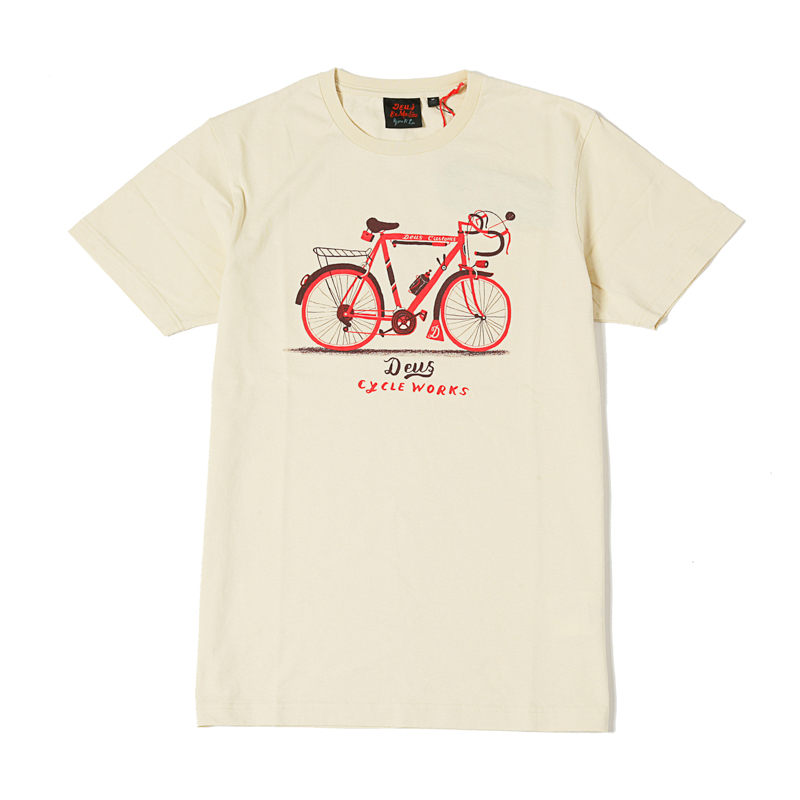 KINETIC TEE - OFF WHITE
