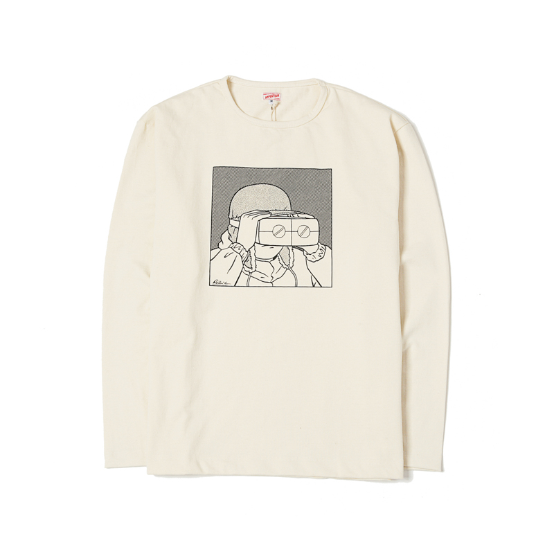 GRAPHIQUE L/S HEAVY JERSEY - SCOPE