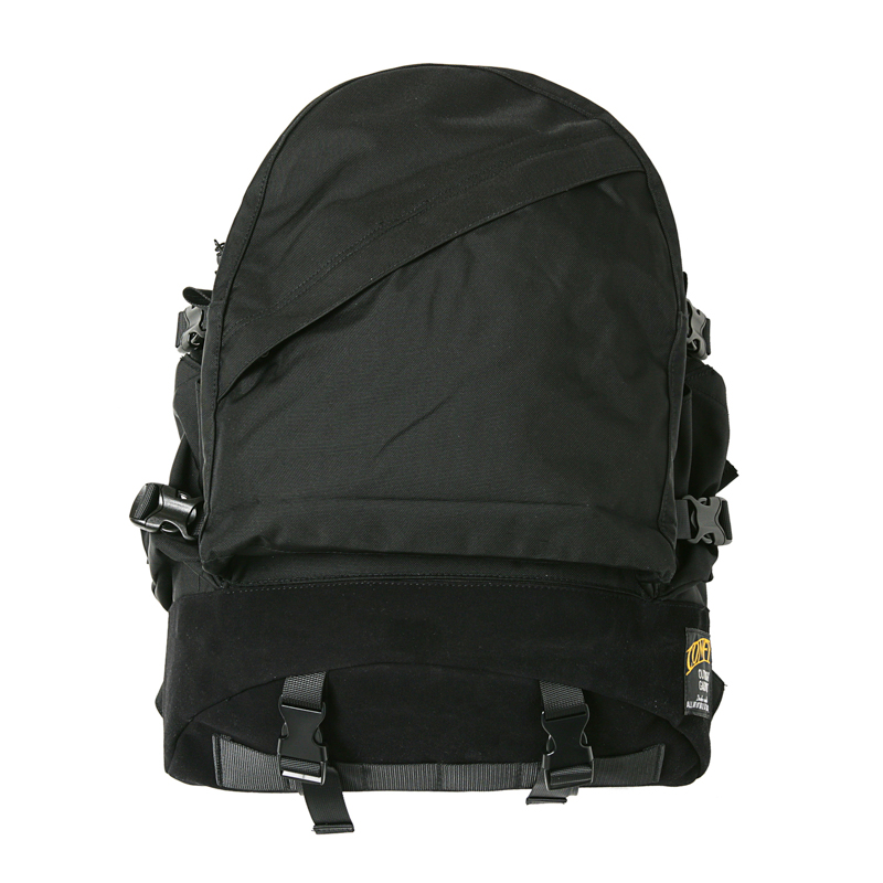 WEEKENDERZ BACK/PACK - BLACK