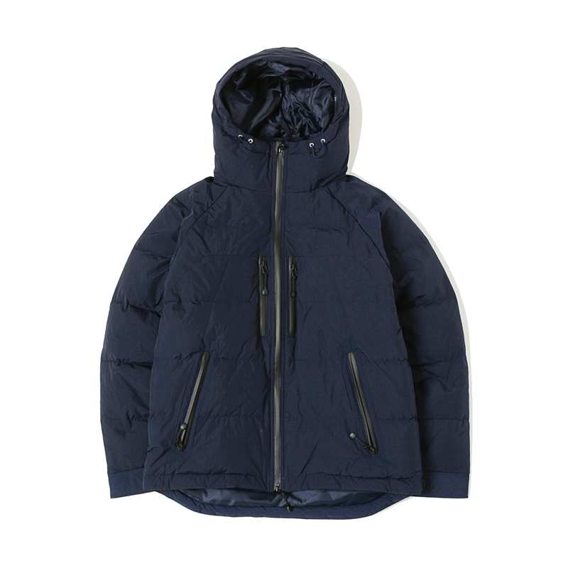 PADDING DOWN JACKET - NAVY