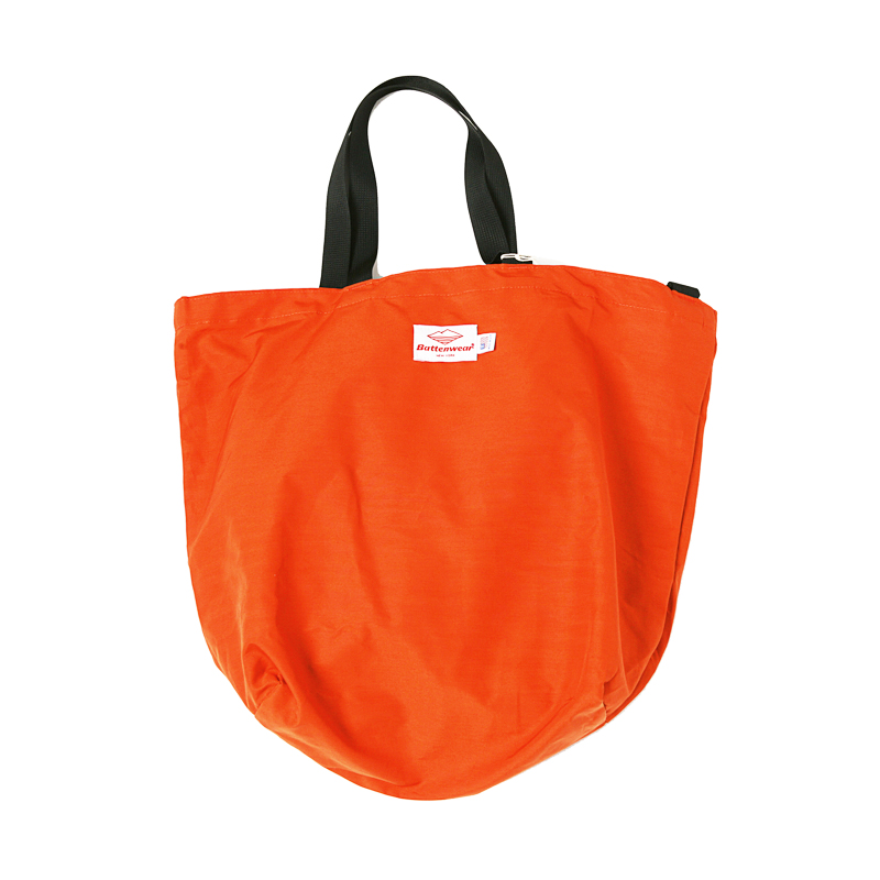 PACKABLE TOTE - ORANGE