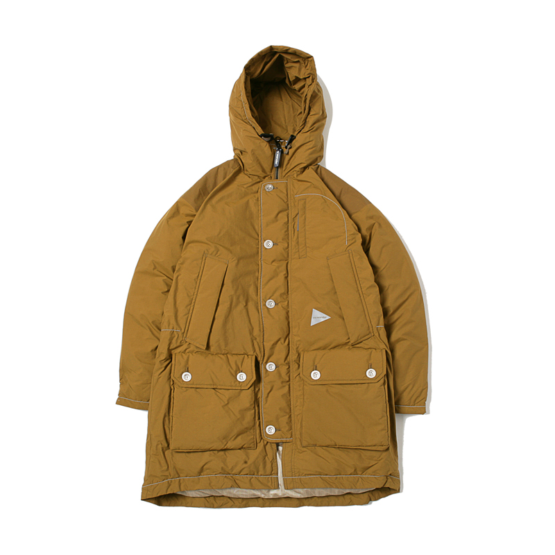 TOUGH DOWN COAT - BEIGE