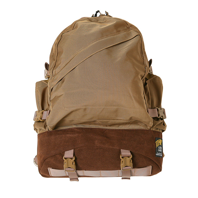 WEEKENDERZ BACK/PACK - C.BROWN