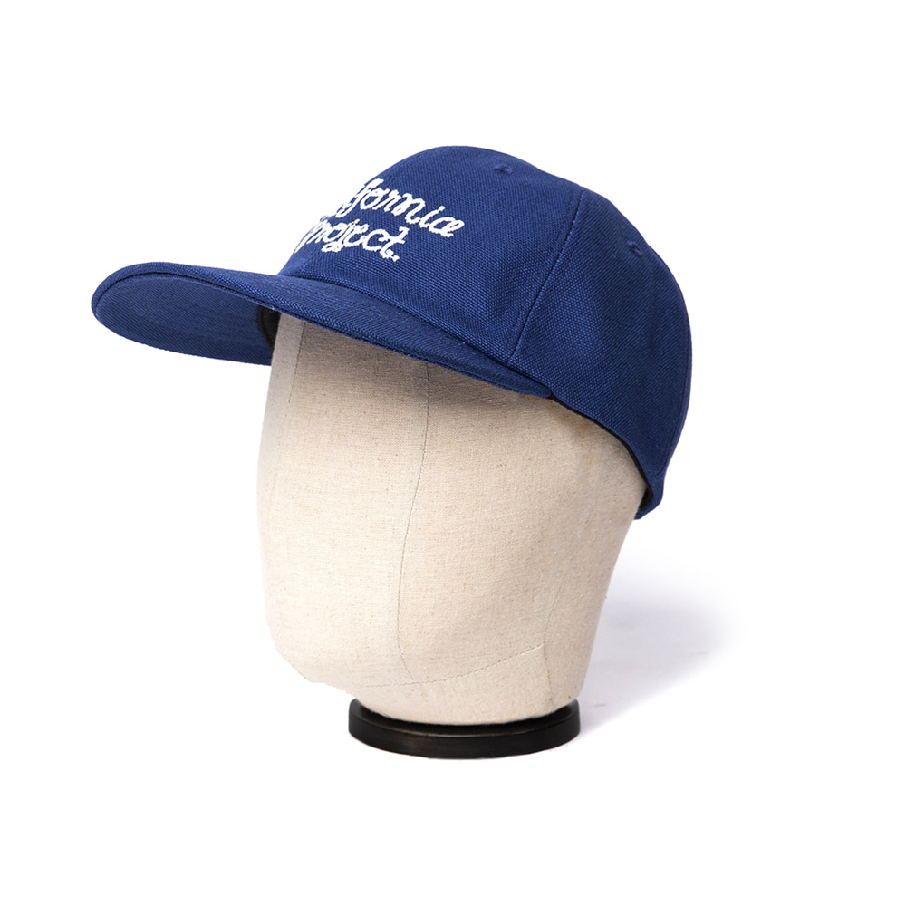 EMBROIDERY BALL CAP - BLUE