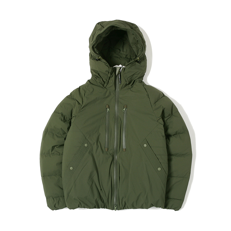 FT BOMB JACKET - ARMY