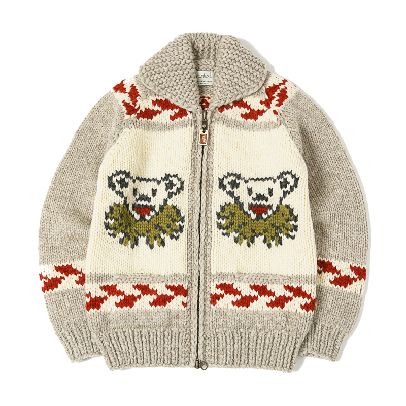 CANADIAN SWEATER - GD MARCHING BEAR