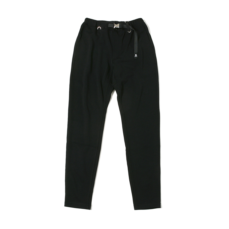 X MASTER MIND SLIM LONG PANTS - BLACK
