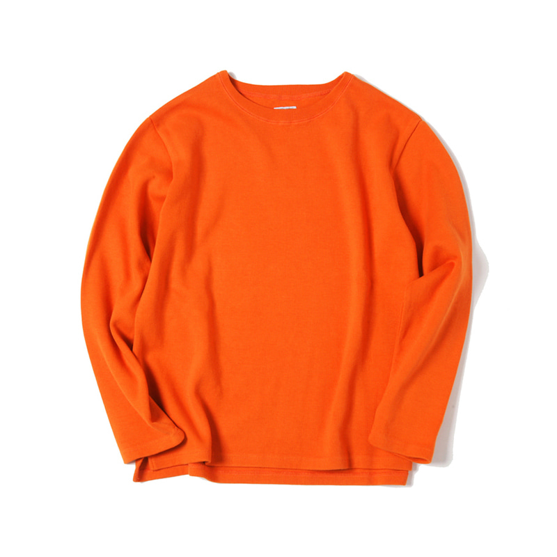 DONT WORRY TEE - ORANGE