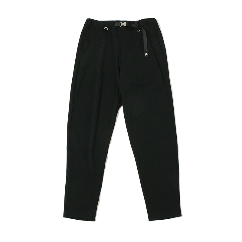 X MASTER MIND LONG PANTS - BLACK
