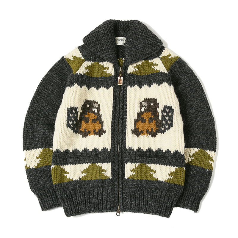 CANADIAN SWEATER - PUDGY BEAVER