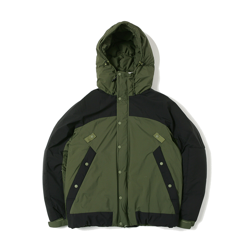 FT CLIMB JACKET - ARMY