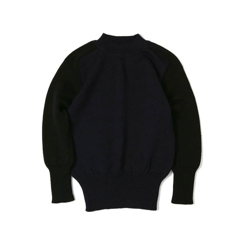 WOOL THE CADET - NAVY/BLACK