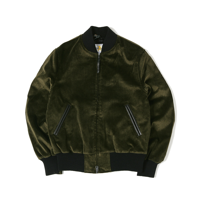THE RINCON JACKET - FOREST CORD