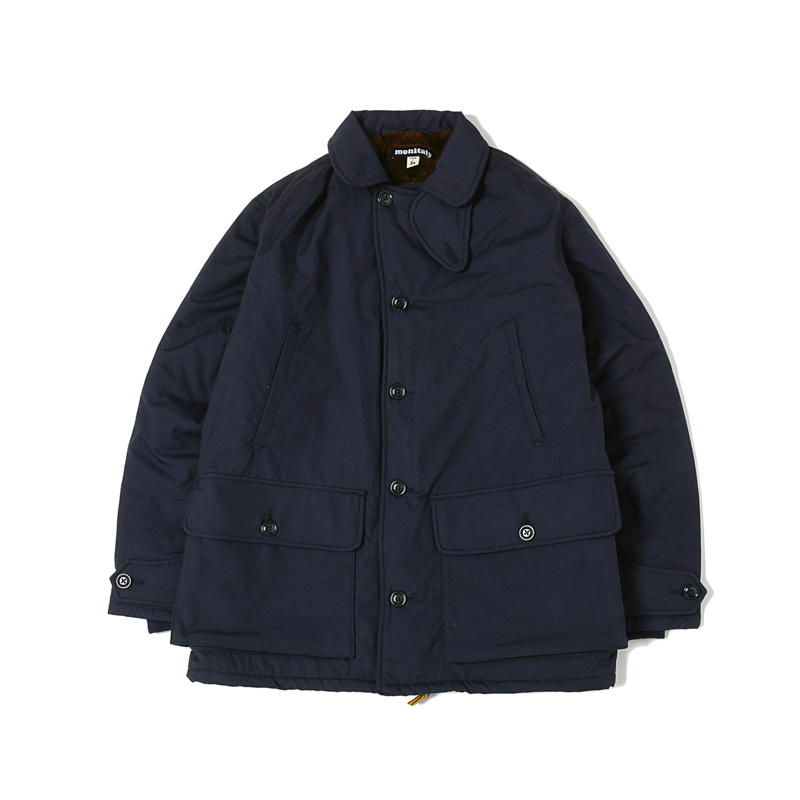US NAVY COAT - NAVY