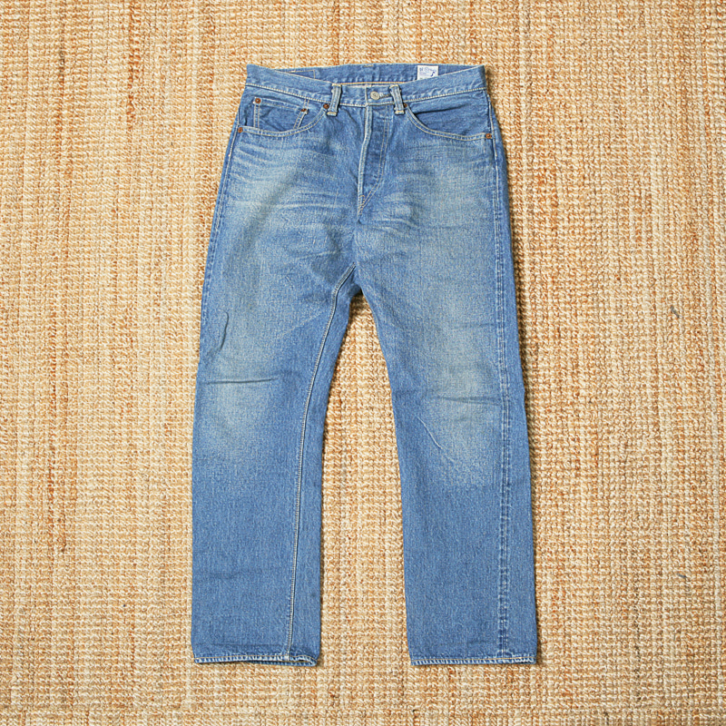 ORSLOW 105 2YEAR DENIM JEANS
