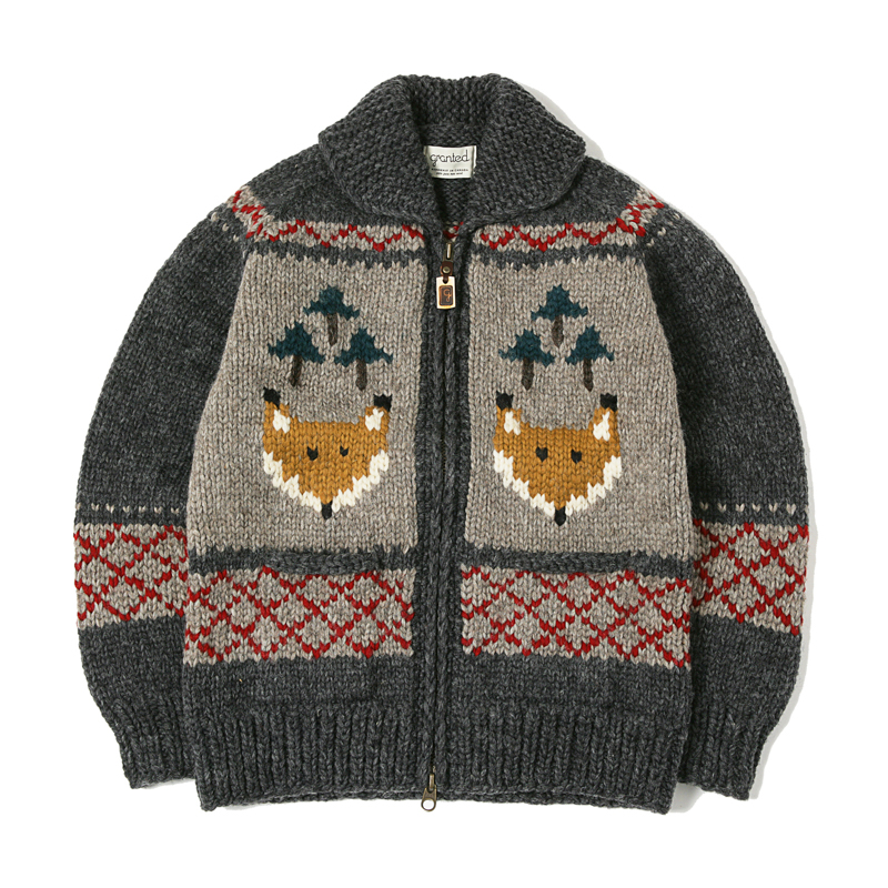 CANADIAN SWEATER - FOXY FOREST