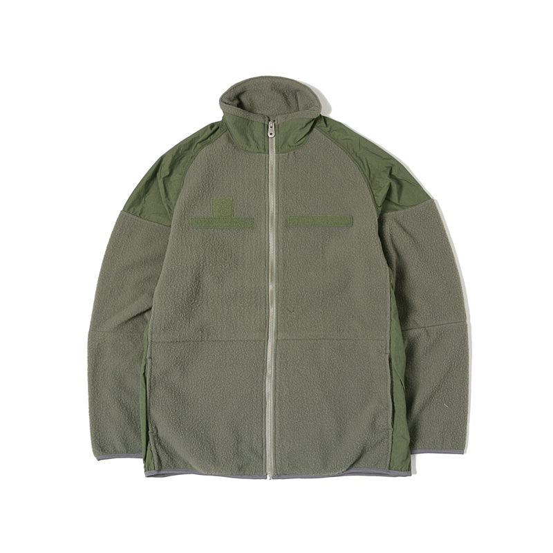 CWC FLEECE JACKET - GREEN