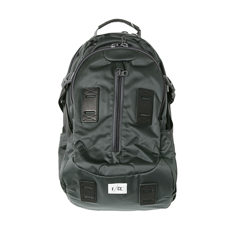 SE SATIN TRAVEL BACKPACK - GRAY