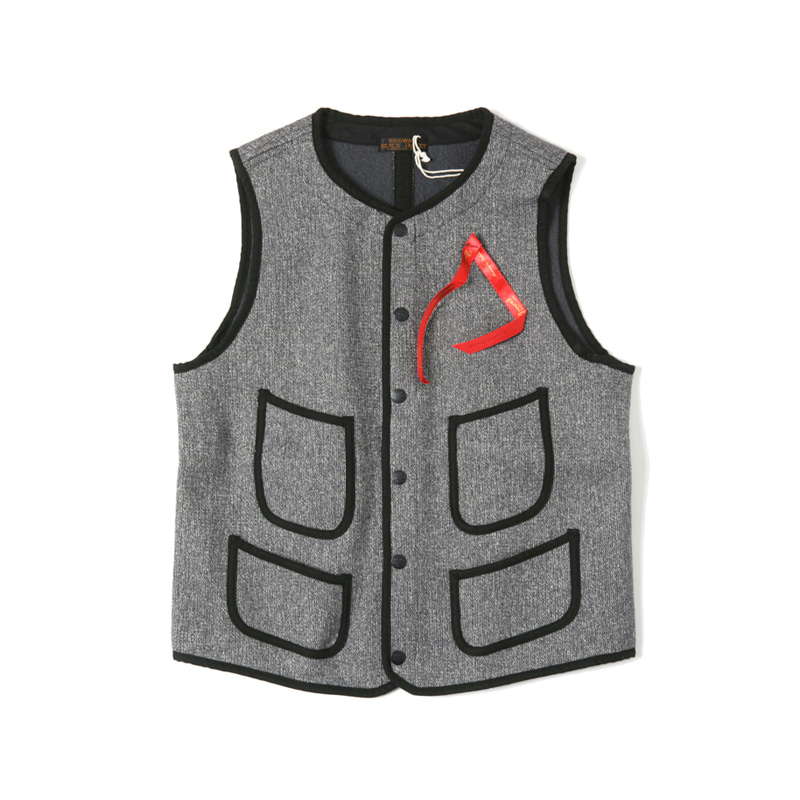 EARLY VEST - GREY