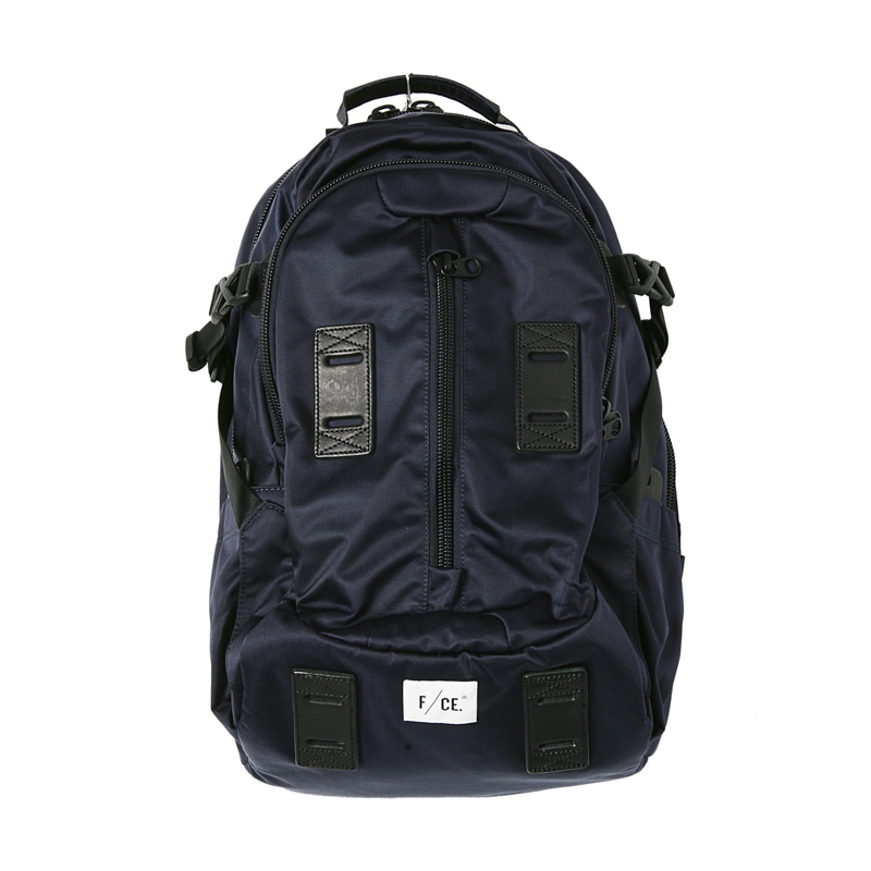 SE SATIN TRAVEL BACKPACK - NAVY