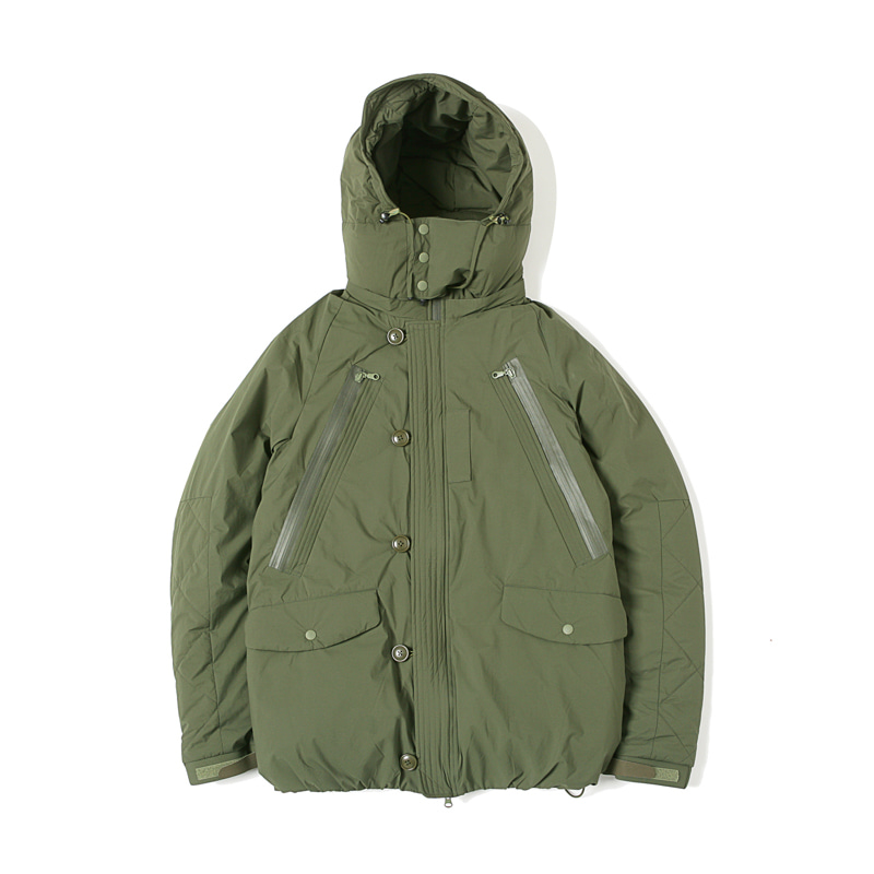 FT N3B TYPE A  JACKET - ARMY