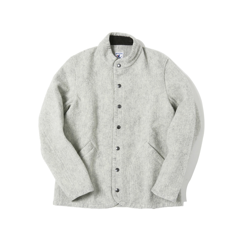 RACHEL BOILED WOOL JACKET