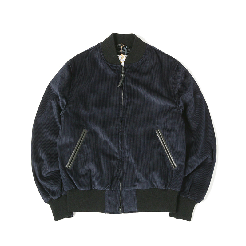 THE RINCON JACKET - NAVY CORD