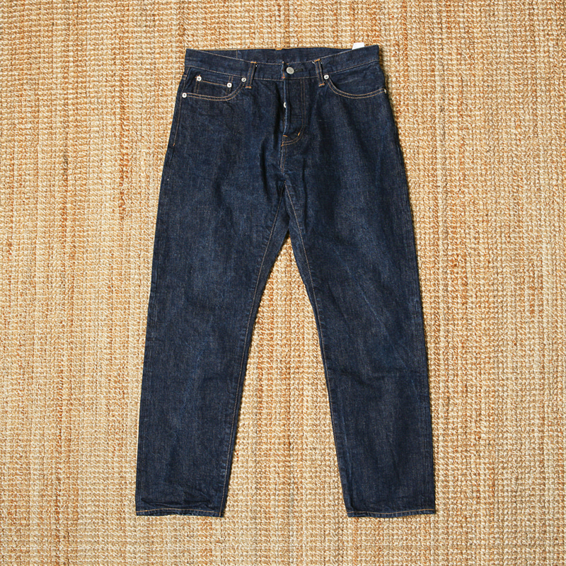 ORDINARY FITS ROLL UP DENIM PANTS -ONE WASH