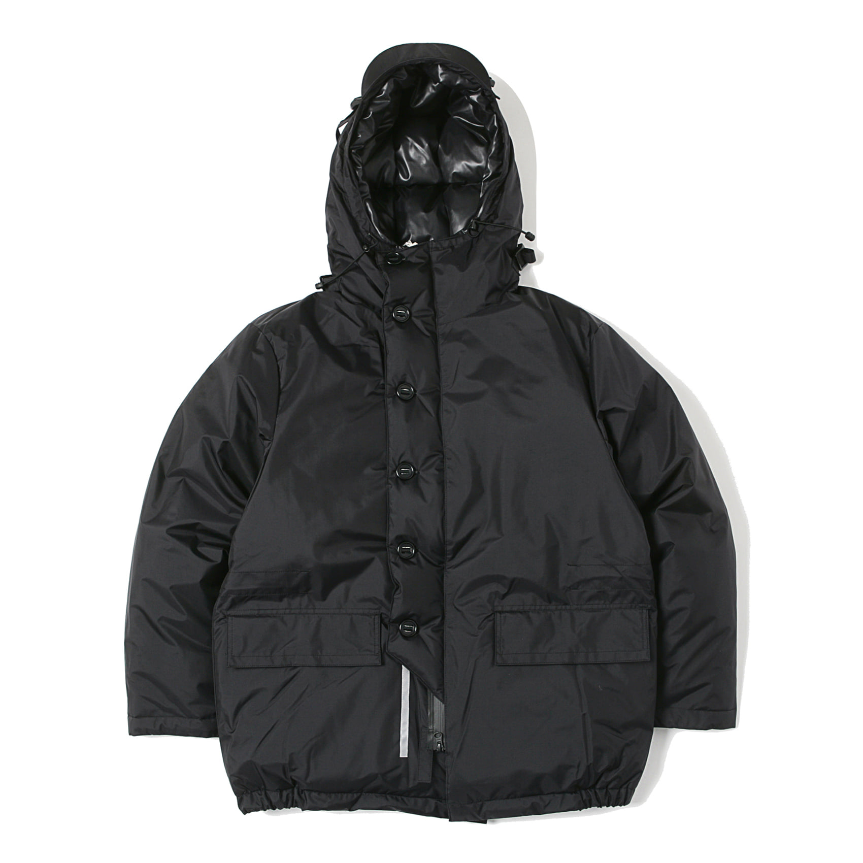 ARKTIKAL DOWN JACKET - BLACK