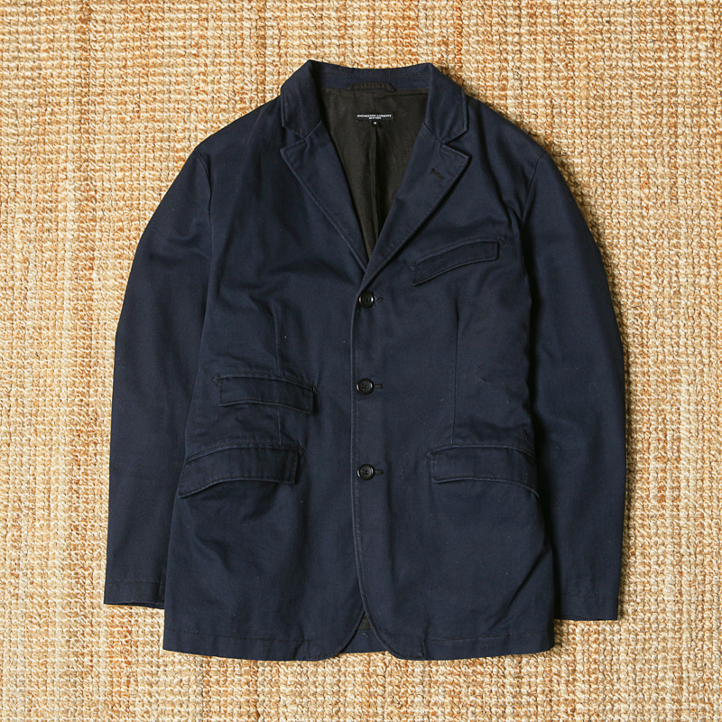 ENGINEERED GARMENTS ANDOVER JACKET - NAVY