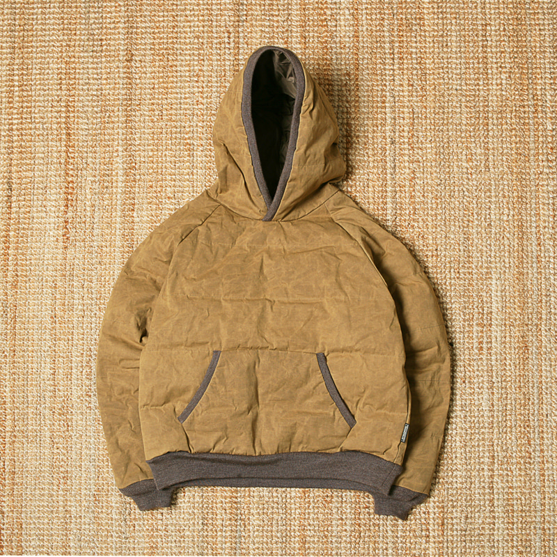 ROCKY MOUNTAIN FEATHERBED PARAFFIN PULLOVER HOODIE