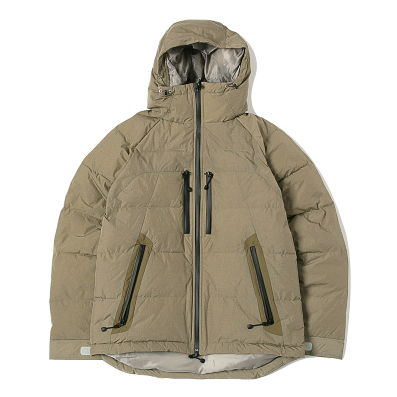 PADDING DOWN JACKET - KHAKI