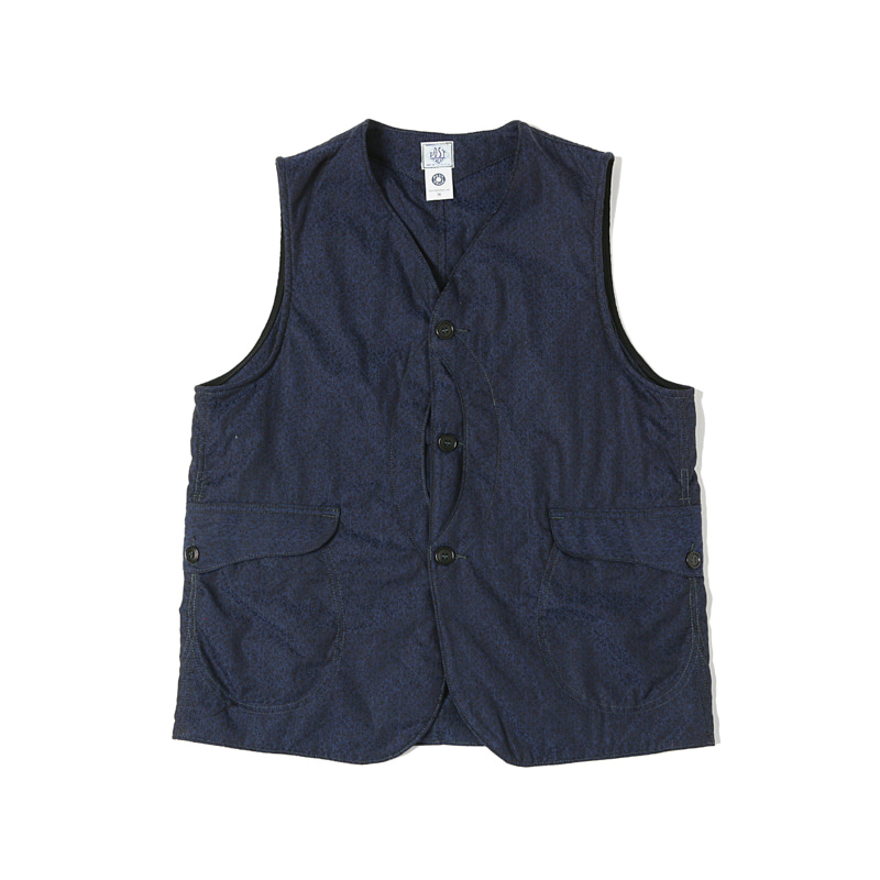 ROYAL TRAVELER VEST - NAVY