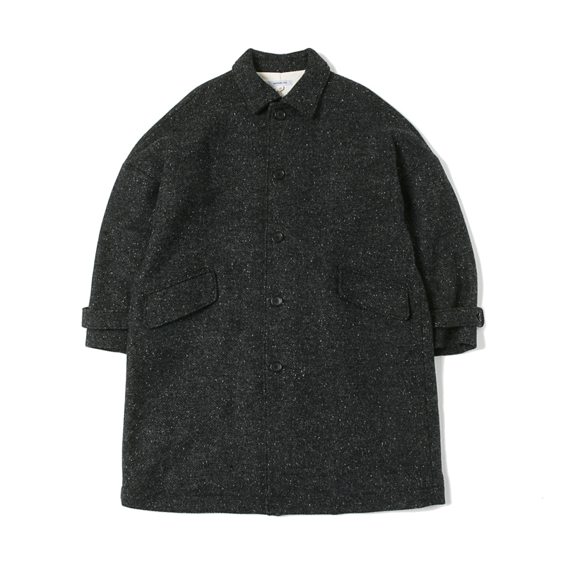WOOL SOOTIEN COAT